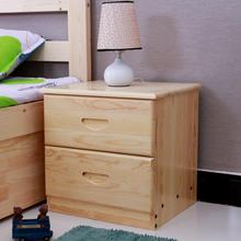 цена High quality Wooden Nightstand Storage cabinet With drawer Organizer Detachable Assembly Bedside table bedroom fashion furniture онлайн в 2017 году
