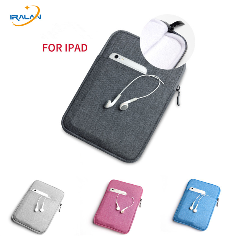 New For Ipad 2 3 4 pro 10.5 Shockproof Sleeve Bag Pouch Case Cover For Samsung Galaxy Ta ...