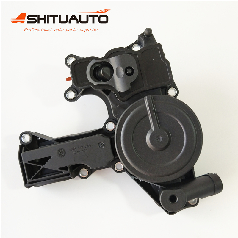 AshituAuto High Quality Oil Separator PCV Valve Assembly For AUDI TT A4 Q5 For VW Golf