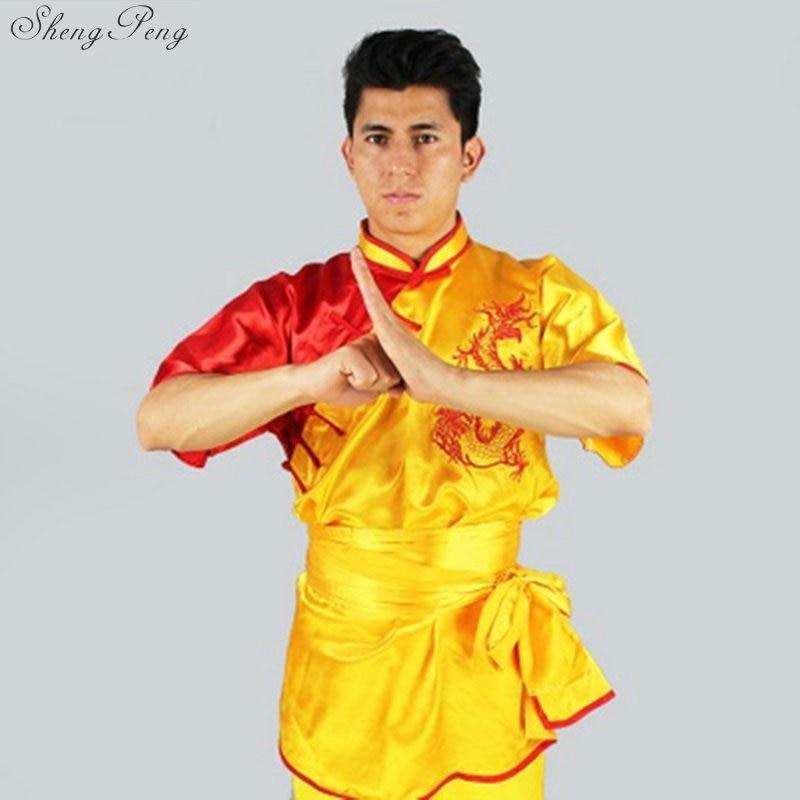 Wushu Clothing Kung Fu Tai Chi Uniform Kung Fu Uniform Kung Fu Clothes Wushu Uniform Chi Kung Bruce Lee Costume  Q118