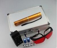 450nm высокое Мощность 5000000 м синий лазерный указатель прицел фонарик ожог матч свеча горит сигареты нечестивых оптовая продажа LAZER Охота