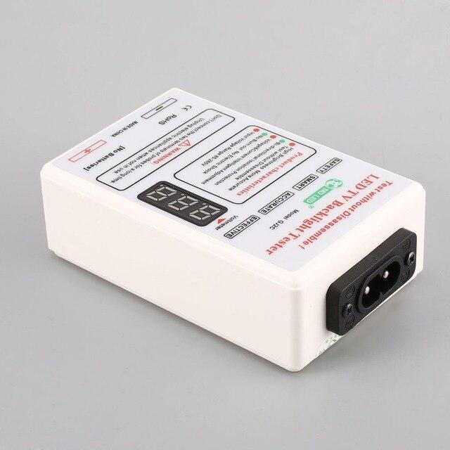 GJ2C Voltage LED LCD TV Screen Backlight Tester Meter Lamp Strip Bead Light  Board Test Repair Tool Output 0~320V US Plug