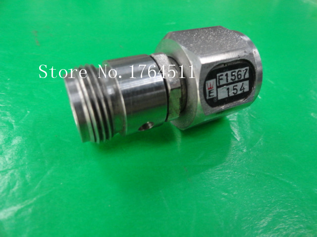 [BELLA] Imported Weinschel F1567 N Connector Adapter Disassemble 7mm Flat Connector
