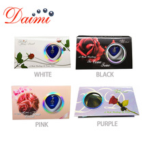 DAIMI Popular Gift Cage Holder Wish Boxes Wish Pearl Pendant Necklace for Love Natural Oyster Gift Box For Valentine's Day Gift