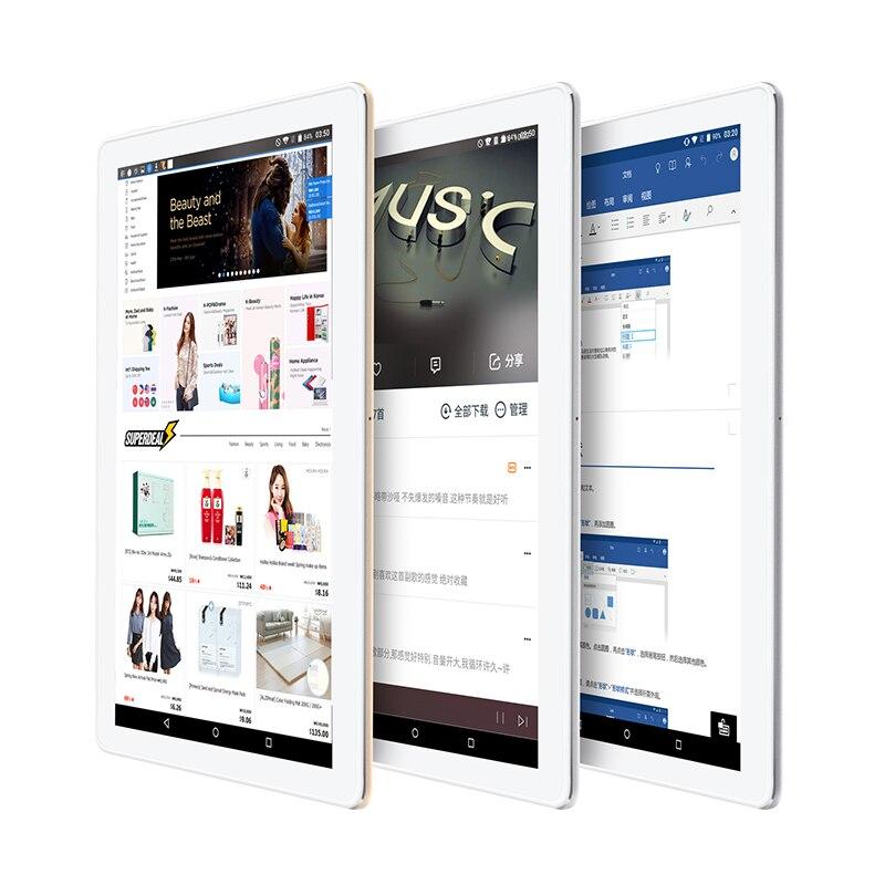 VOYOOR Q101 Android 5.1 lolipop 3g/4g di chiamata di Telefono Grande Schermo MT6753 Octa core 2g di RAM 32 gb di ROM 1920*1200 10.1