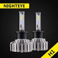 NIGHTEYE H1 LED Headlight Conversion Kit 70W 9000LM Fog Light Bulbs Lamps 6000K Led LED Headlamp Bulb Led Car Headlights