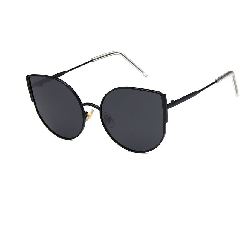 Polarization Retro Cat Eye Sunglasses 2019 New Seaside Holiday Net Red Street Photo Star Sunglasses in Women 39 s Sunglasses from Apparel Accessories