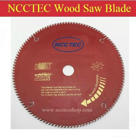 16 ''120 segments NCCTEC disque de coupe de BOIS NWC1612 LIVRAISON Gratuite 400 MM
