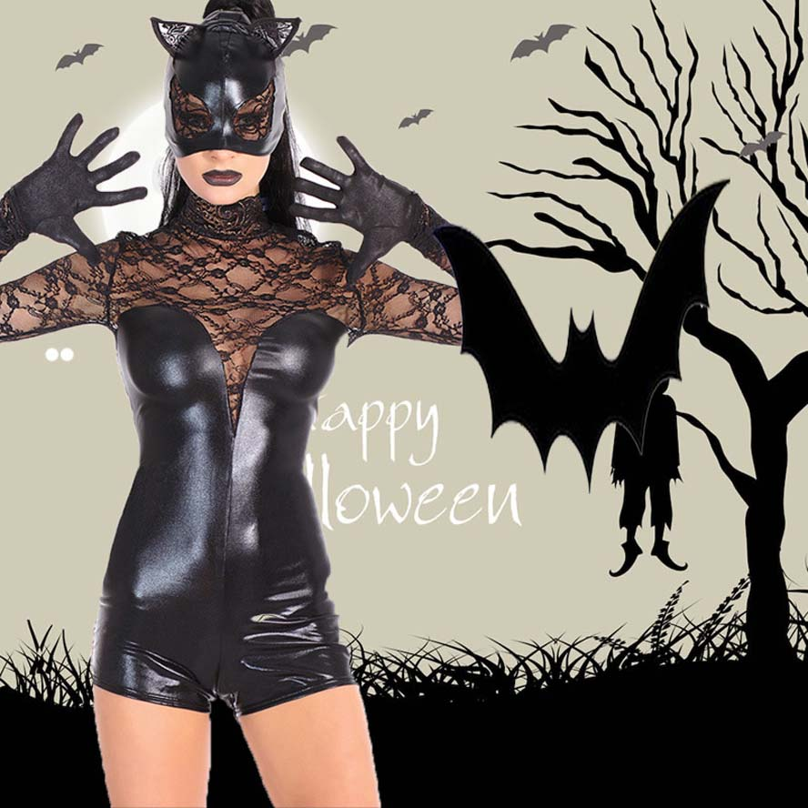 Halloween Costumes Pvc Promotion-Shop for Promotional Halloween ...