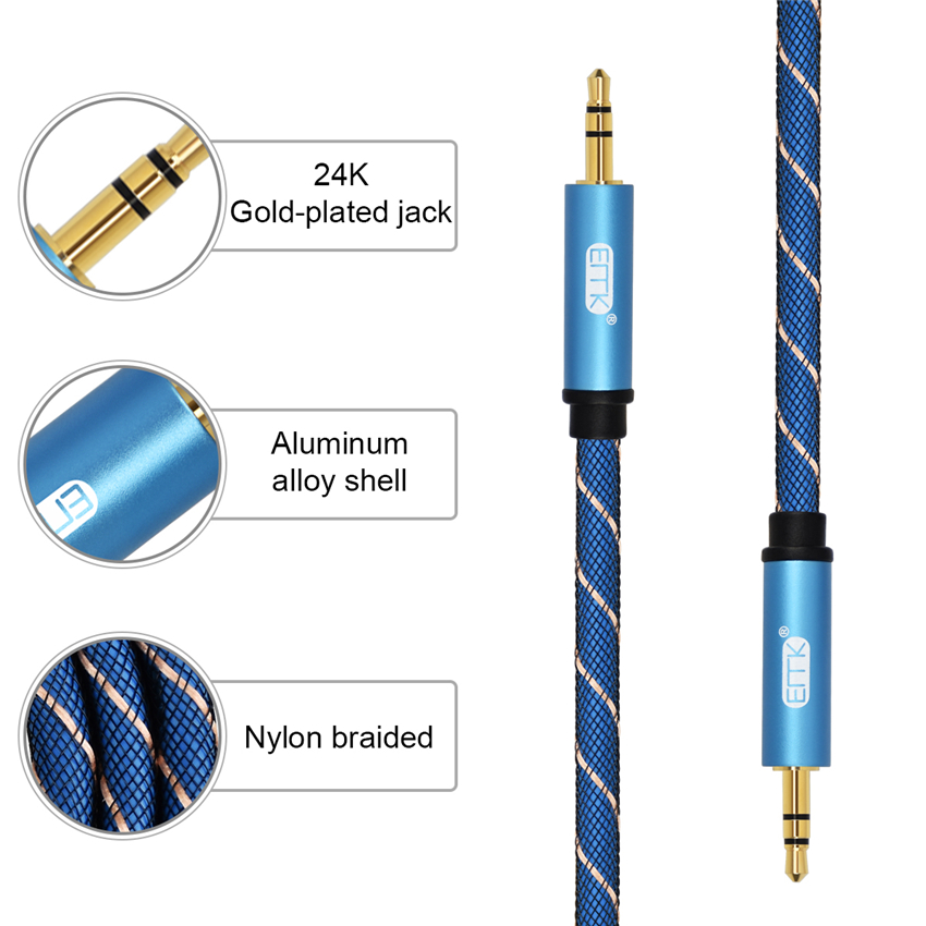 3.5mm aux cable blue (1)