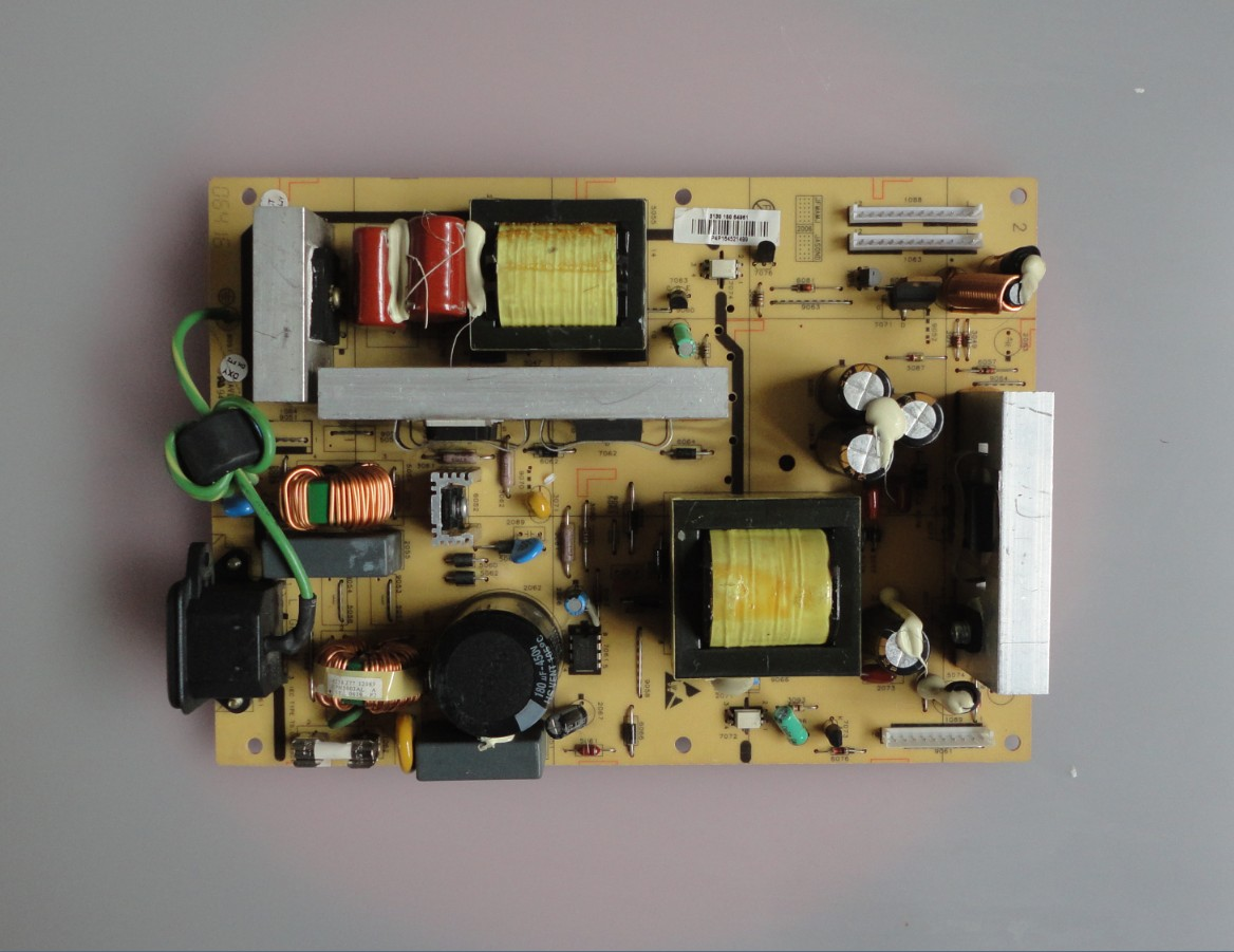 ФОТО Free Shipping>Original 100% Tested Working    37TA1800 power supply board, 715T2056-1 31381036294.3
