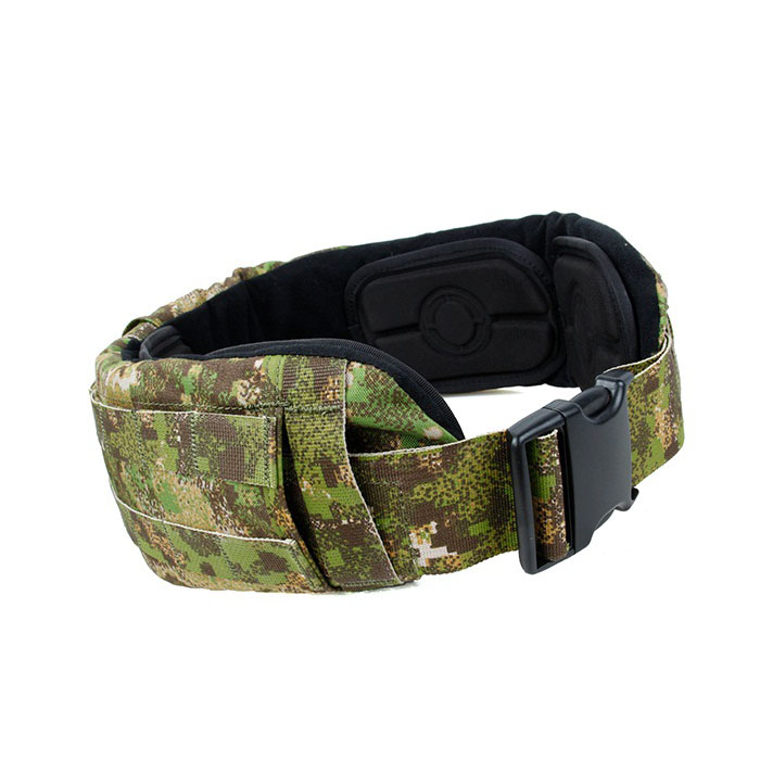 Low Profile BL Belt  Pad Enhanced Patrol Belt Pad  Greenzone