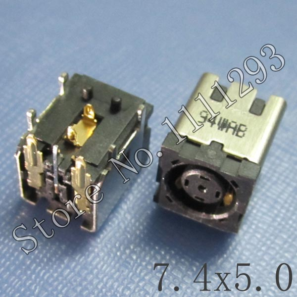 Computer Cables Yoton Laptop DC Jack for Hp Compaq Nc8430 Nw8440 Nx7300 NX9410 Cable Length: Other