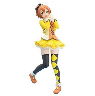 SEGA Japanese original anime figure Sega LoveLive! SUNNY DAY SONG SPM RIN HOSHIZORA action figure collectible model toys for boy