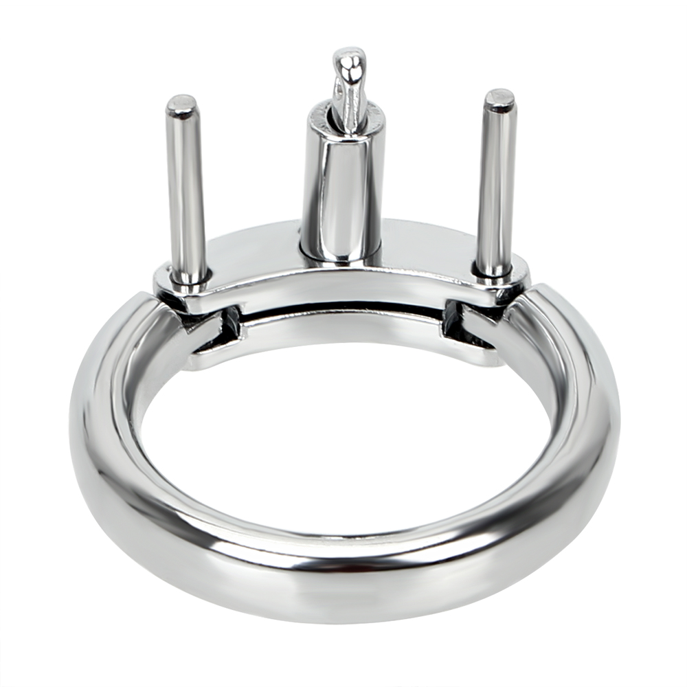 Ikoky Male Penis Lock Additional Cock Ring 3 Size Choose -3687