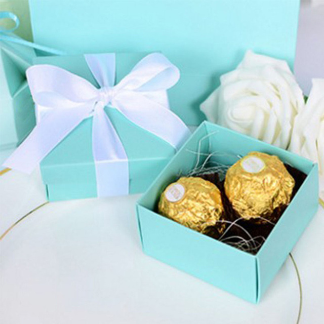 Wedding party gift diy candy
