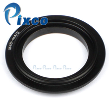 46mm Objektiv Makro Reverse Adapter Ring Für Micro Four Thirds Kamera