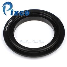 46mm obiektyw makro do tyłu pierścień pośredniczący dla mikro cztery trzecie kamery