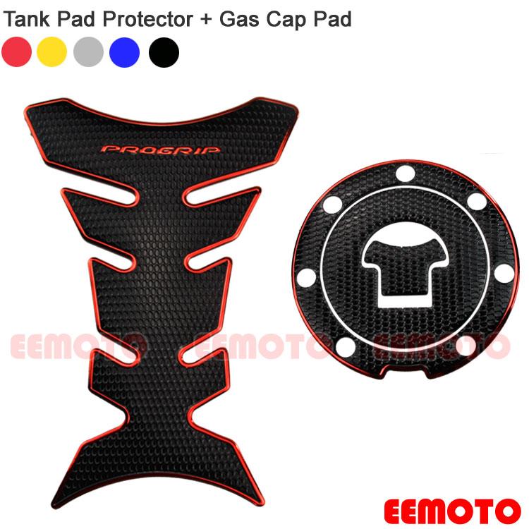 Motorcycle Fuel Tank Pad Protector Gas Cap Pad Sticker Decals For HONDA RVF VFR CB CBR 400 VTEC 250R 600RR 900 1000 1300 RR RC51