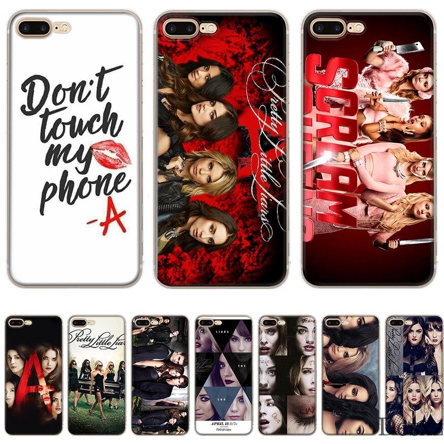 PRETTY LITTLE LIARS 18 iphone case
