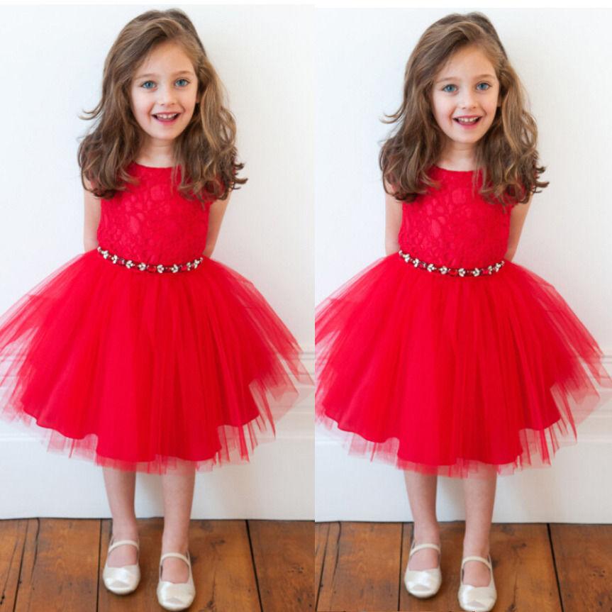 cute red dress girls - photo #1