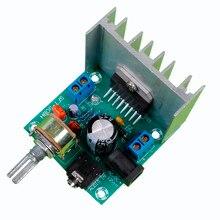 Версия TDA7297 2×15 Вт аудио Усилители домашние доска двухканальный AC/DC 12 В