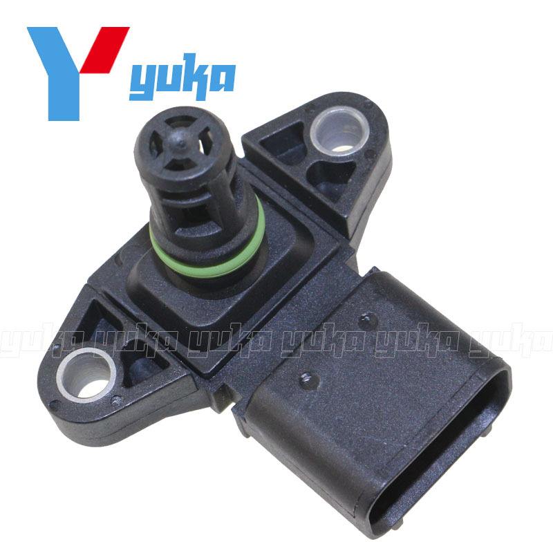 Intake Air Manifold Absolute Boost Pressure MAP Sensor For 2000-2007 FORD TRANSIT MONDEO III B5Y 2.0 2.3 2.4 1827054 1C1A9F479AA