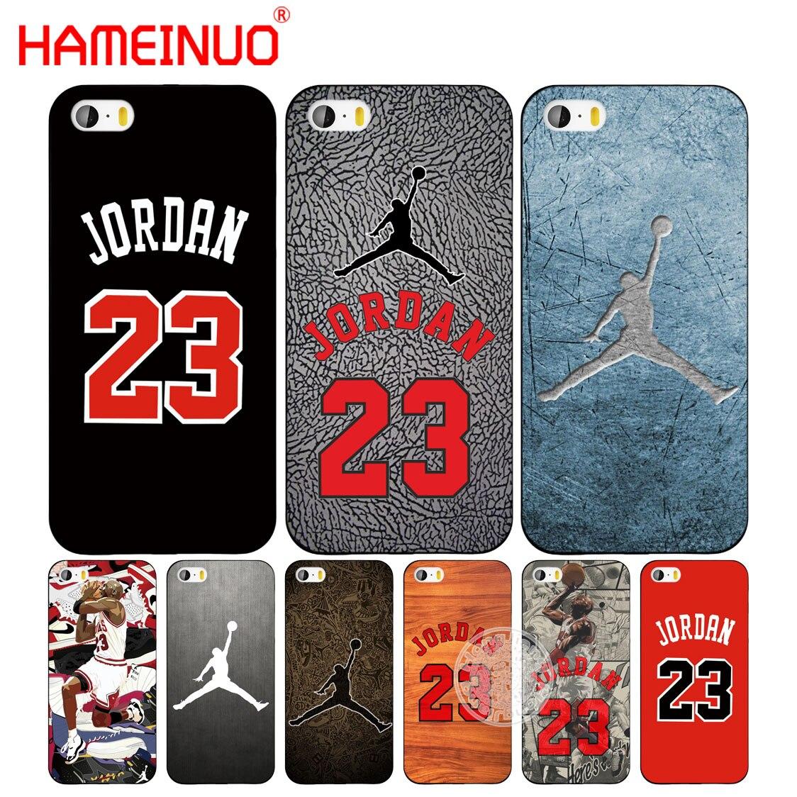HAMEINUO jordan <font><b>23</b></font> cell phone Cover case for iphone 6 4 4s <font><b>5</b></font> 5s SE 5c 6 6s 7 <font><b>8</b></font> plus case for iphone 7 <font><b>X</b></font>