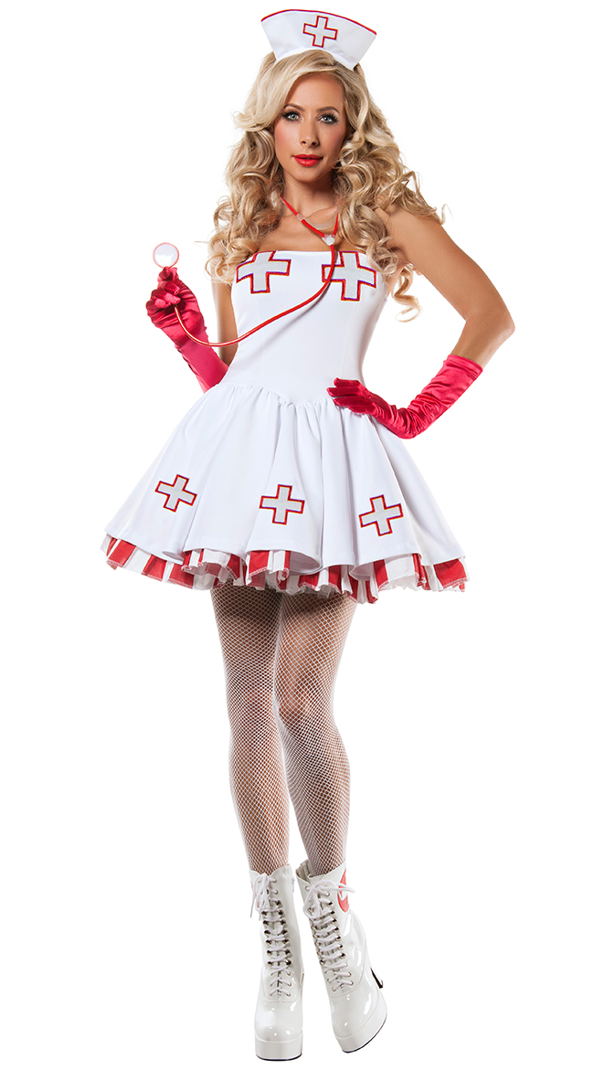 Sexy nurse costume for women: Adults Costumes,and fancy