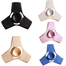 Popular Triangle Gyro Fidget Hand Spinner Creative Styles Adult Kids Finger Funny font b Toys b