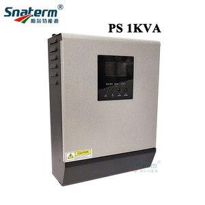 Image 2 - Onduleur solaire hybride PS1KVA à onde sinusoïdale Pure, 12v dc, sortie 230v AC, avec chargeur AC, contrôleur de Charge solaire 50a, PWM, Promotion