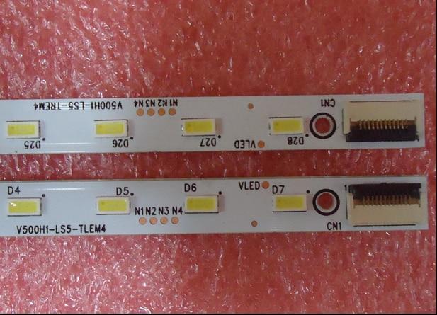 LE50A900K 075243N31C V500HK1 LS5 светодиодная подсветка 1 шт. = 28led 315 мм
