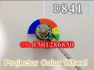 NEW Original Projector Color Wheel for Vivitek D841 Projector Color Wheel new original projector color wheel for vivitek d929tx projector color wheel