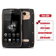 Blackview BV7000 оригинальный 4 г смартфон 5,0 дюймов Android 7,0 1,5 ГГц 4 ядра 2 ГБ Оперативная память 16 ГБ Встроенная память отпечатков пальцев сканер NFC OTG телефон