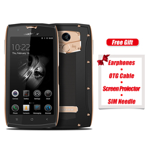 Blackview BV7000 Original 4G Smartphone 5.0 inch Android 7.0 1.5GHz Quad Core 2GB RAM 16GB ROM Fingerprint Scanner NFC OTG Phone