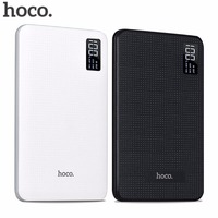 HOCO 30000mAh Portable Power Bank Charger Triple USB Mobile Phone External Battery For IPhone Xiaomi Powerbank