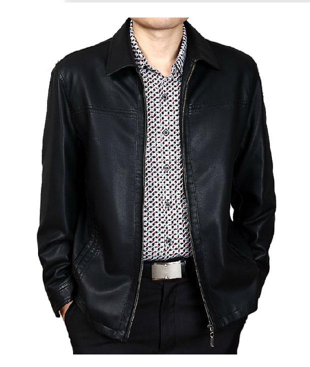 Aliexpress.com : Buy Fashion leather coat men leather jacket 2016