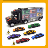 Container Truck Models Vehicles Kids Toys Car For Children