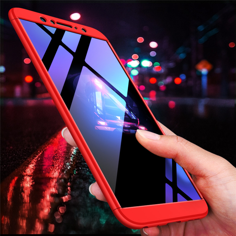Luxury 360 Degree Full Cover Cases For ASUS Zenfone Max Pro M1 ZB602KL Phone Case for ASUS Zenfone Max Pro M1 ZB602KL ZB 602KL