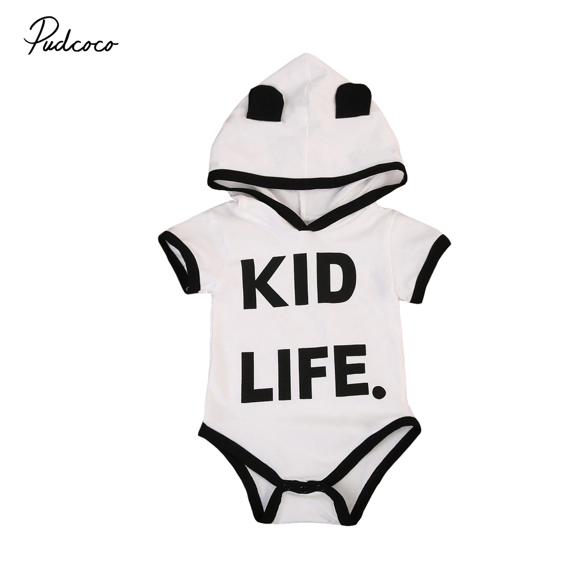 Newborn Kid Life Baby Boy Girl Clothes Hoodies baby girl baby girl clothes romper baby clothes Romper Bodysuit Outfit