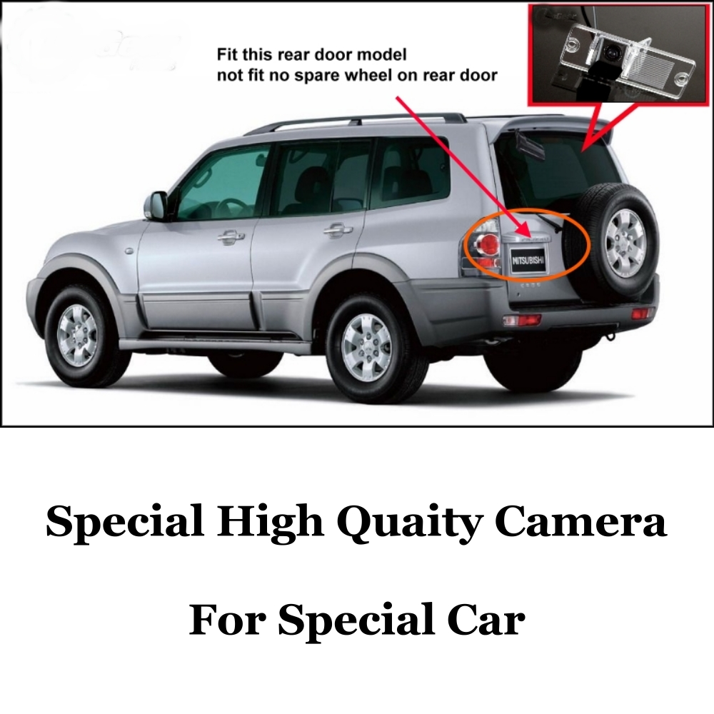 Liislee Mobil Kamera Untuk Mitsubishi Pajero Super Melampaui Kopi Bubuk Asli Pagar Alam By Butik 3 Size Plg Montero Shogun Field Master Nasional Berkualitas Tinggi Belakang Tampilan Rca