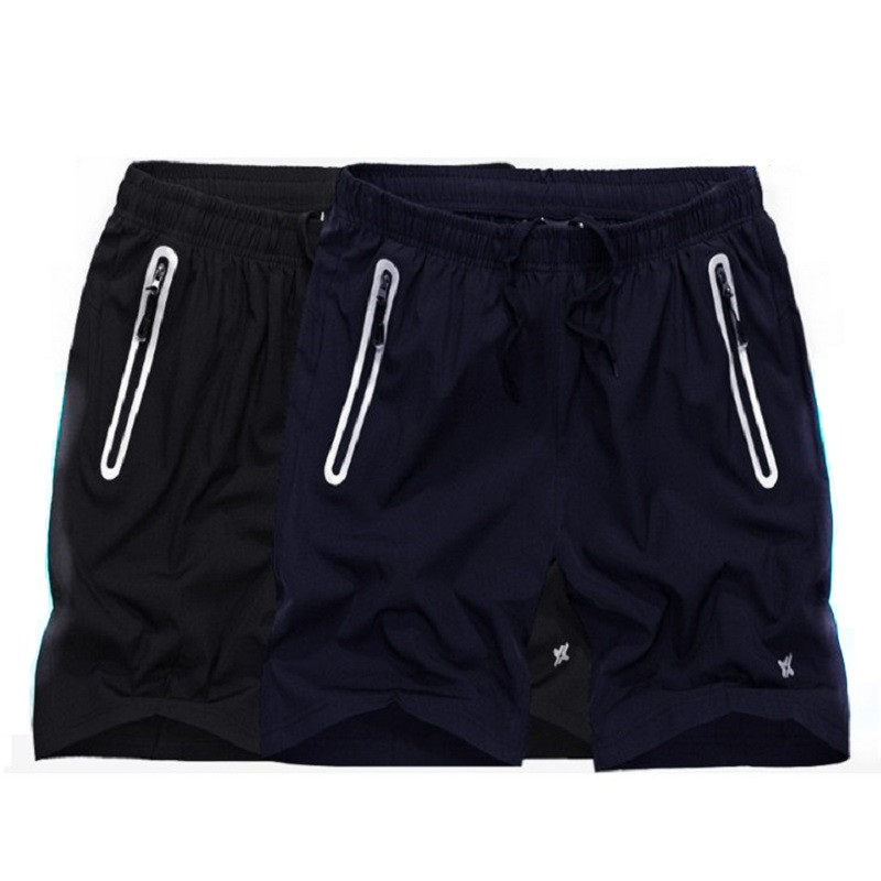 Men Big Size Running Shorts Board Shorts Plus Size Beach Shorts Men Swimming Short Quick Drying Surfing Pant