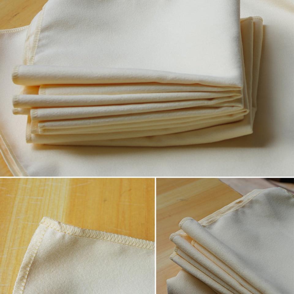 30*30cm dust-free cleaning towel, Velvet car wash pre towel,MX-133H