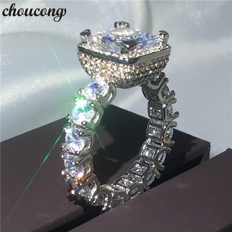Bague en cristal pour cadeau ou mariage