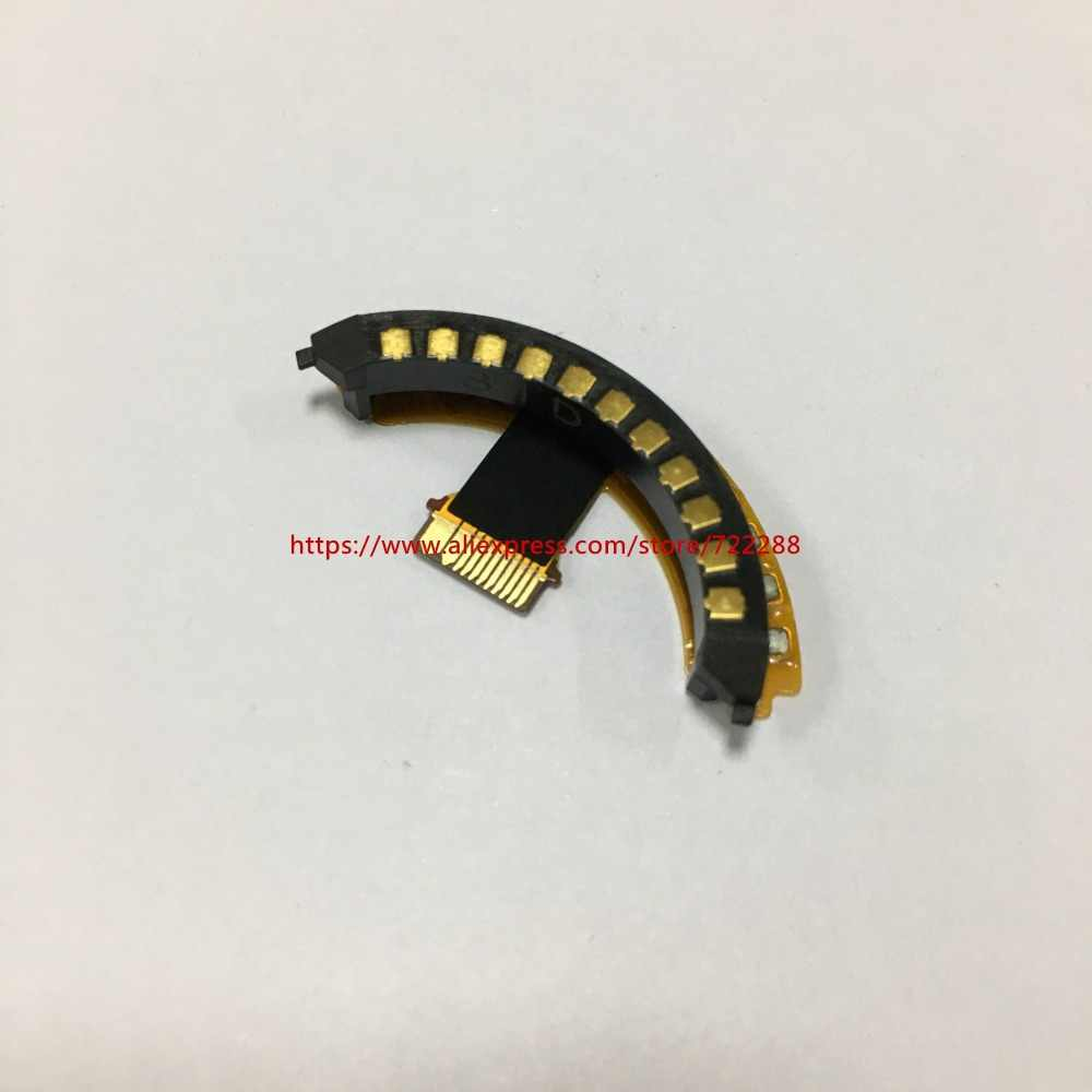 Запчасти для Panasonic Lumix G VARIO 14-140 мм F/3,5-5,6 ASPH H-FS14140 Zoom объектив крепление контактная точка гибкий кабель SEJ0005