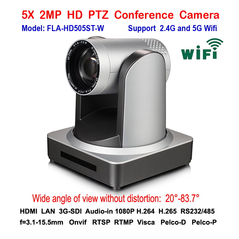 2mp 1080p60 HD video ip 3G-SDI conferencing camera Wifi 5x zoom wide angle for wireless audio video conference system 2mp auto tracking ptz video audio education camera double lens with 2ch hd sdi lan rs232 for panoramic video teacher lecturer