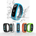 Smartband E02 Health fitness tracker Sport Bracelet Waterproof Wristband for IOS Android system Smart wristband 4.0