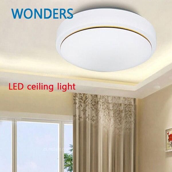 Ceiling Lighting Led Ceiling Lights Kitchen 110 220v Flush: LED Ceiling Lights 110V 220V 230V 260V Led Lamp Modern Led