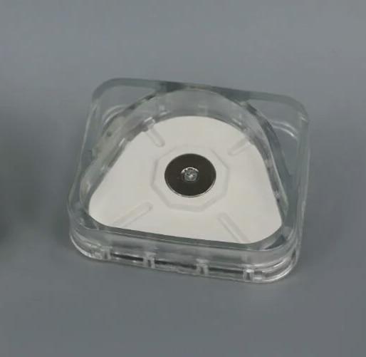 Dental Mangentic Model Plate mit Halter, Material für zahntechnisches Labor