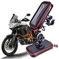 2018 Upgrade Wasserdichte Tasche GPS Motorrad Handyhalter Tasche Fahrrad Handyhalter Bike Lenker Unterstützung Moto Montieren kartensteckplätze